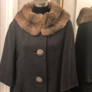 Stunning Vintage 1960's Coat